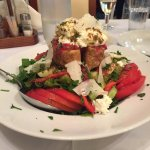 Our dinner at 'Pixida' Restaurant ...
