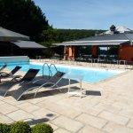 La piscine du Noirlac