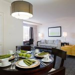 Deluxe Plaza Suite - Dining Room/ Living Room