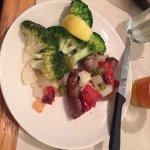 Italian sausage and broccoli