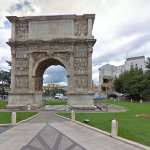 Arco di Traiano Photo