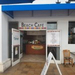 Beach Cafe in Ft Lauderdale