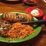 Grilled Burrito