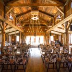 The Buckle Barn: event space, meeting space and barn dance location.