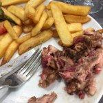 Peu de viande à manger....