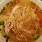 Grandma's chicken soup--seriously, the best!