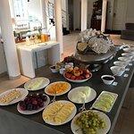 Hotel Villa Seeschau - Frühstücksbuffet