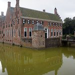 Outside view with moat