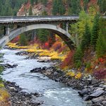 Hwy 55 is a National Scenic Byway...you can see why