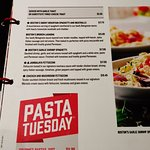 Boston Pizza, New Minas, Nova Scotia, Sep 2016