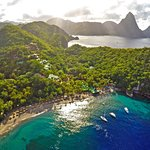 Anse Chastanet Resort and Beach