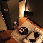 Duplex Suite & Family Suite  (Koetshuys living3)