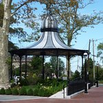 The new Bandstand in Rotary