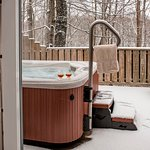 MacIntosh Cottage Hot Tub