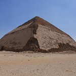 Dahschur Pyramiden Foto