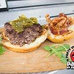 Our Spicy Elvis Burger