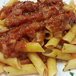 Penne all'Arrabbiata (Penne with a Spicy Marinara Sauce)