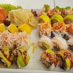 Sushi we ordered