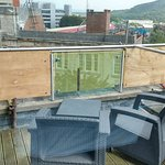 builders at work:-(