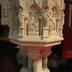 The beautiful pulpit