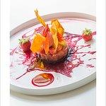 Dessert été 2016 : Tomate,Fraise, betterave...