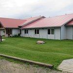 Motel Nord Haven Aurora Denali Lodge Foto