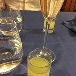 Enjoyed processco and limoncello