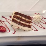 Carrot Cake - Harry's Continental Kitchens, Longboat Key  FL