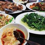 Pork Kidenys, Tea Duck, Dumplings