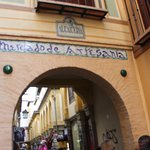 Just down the road from the hostal, the artisanal market or bazaar