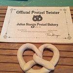 Julius Sturgis Pretzel Bakery Foto