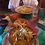 Chicken tortilla soup and more