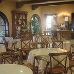 Huge dining room to start your day off right with a large variety of breakfast items to choose f