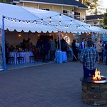 The Beach Retreat & Lodge in South Lake Tahoe is an outstanding place to have an intimate weddin