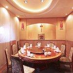 中華菜館 同發別館-2階洋風個室