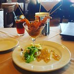 Lollipop Shrimp! Yum! :)