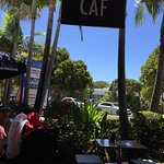 The Caf Coolum Foto