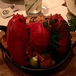 Lobster and Seafood Paella