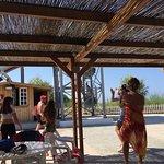 Photo de Kalogria Beach Hotel