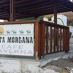 Fata Morgana Cafè Taverna, Fragkokastello, Creta, Grecia (settembre 2016)