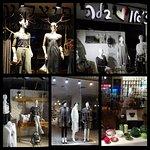 Boutique shops at Dizengoff
