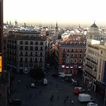 Roof top Madrid