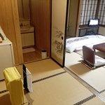 2間の部屋 最新のウォッシュトイレ付