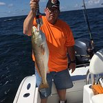 Bull red fish most bigger than this one