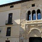 Fachada del Palacio Conde Luna
