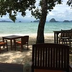 Southern Thai lunch with a view