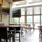 Bar sportif à UrbanSoccer Puteaux