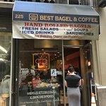 Billede af Best Bagel and Coffee