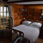 Small bedroom, Hither Cottage.