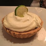 Key Lime Pie with Hand Whipped Cream